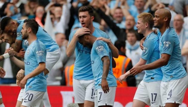 Зинченко в составе «Ман Сити» выиграл Кубок Англии