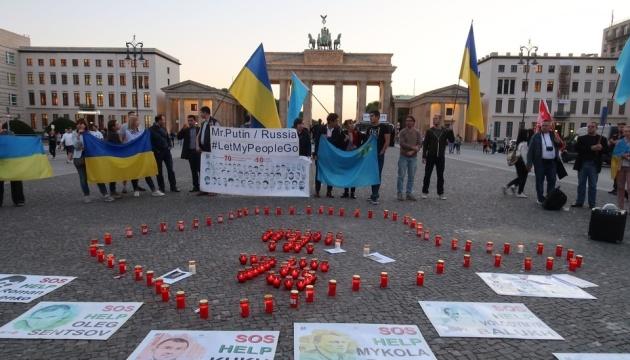 У Берліні вшанували пам'ять жертв депортації кримських татар