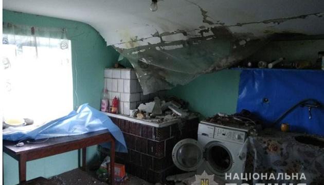 На Тернопольщине шаровая молния залетела в дом и взорвалась