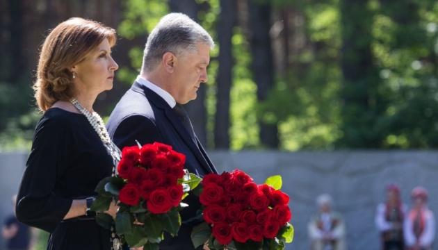 Порошенко призывает мир не допустить реванша тоталитарных режимов