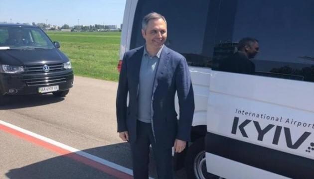 Портнов заявляет, что вернулся в Украину