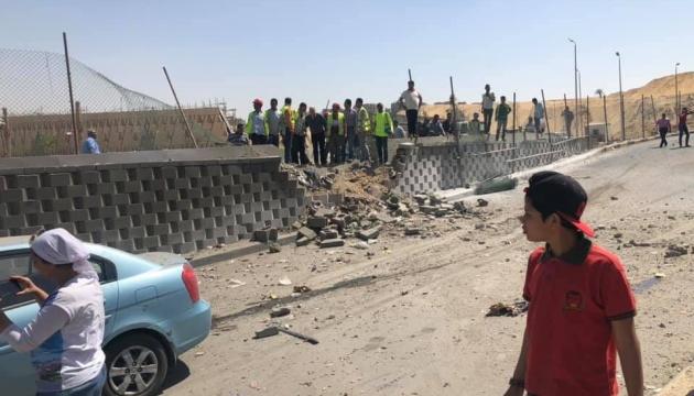 В Гизе возле Египетского музея произошел взрыв, 16 пострадавших