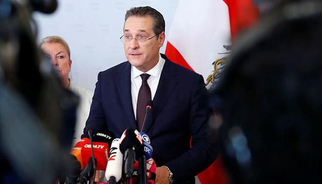 Ібіцагейт: в Австрії почали розслідування проти Штрахе
