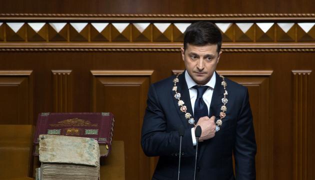 Selenskyj: Ich löse Werchowna Rada auf