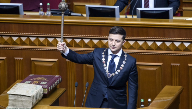 Putin has no plans to congratulate Zelensky on inauguration