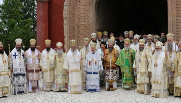 Сербская церковь заявила, что не признает ПЦУ