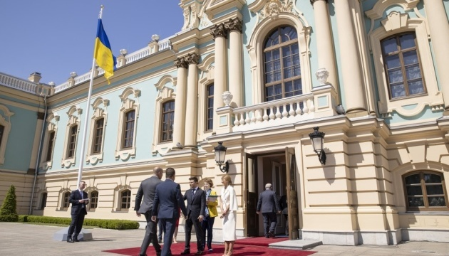 Volodymyr Zelensky : L'Ukraine sera connue dans le monde entier