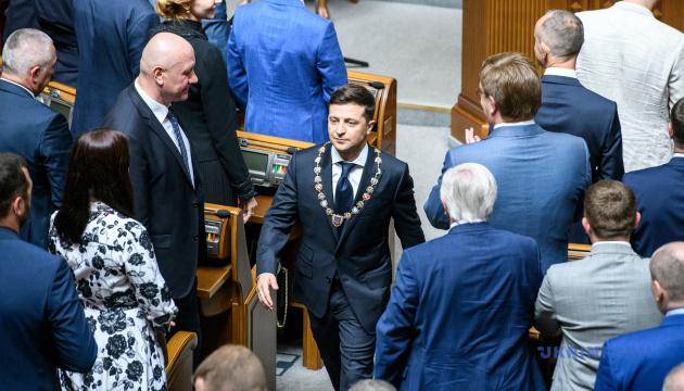 Президент завдав «аперкот» парламенту, але в «нокаут» не відправив