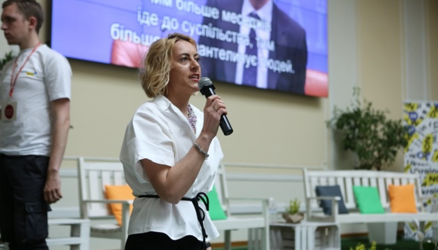 Лідери думок, урядовці, стартапери: #єдиний голос зібрав уже 100 зустрічей у Кабміні
