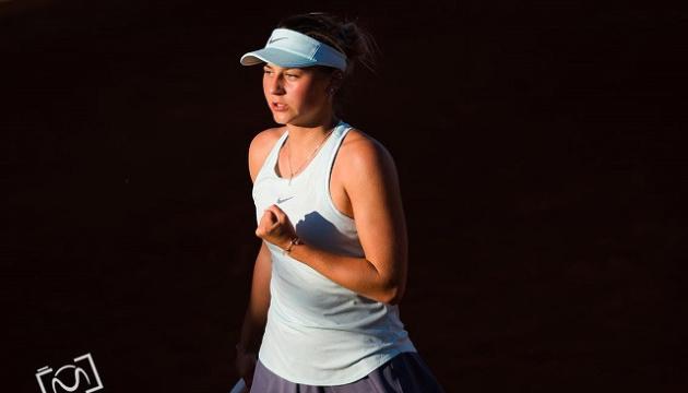 Костюк здобула перемогу в першому колі турніру WTA в Страсбурзі