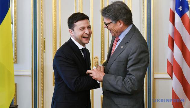 Глава делегації США про Зеленського: Народ України здобув нові можливості