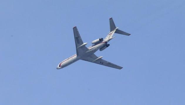 МЗС Естонії вручив ноту російському послу через літак-порушник