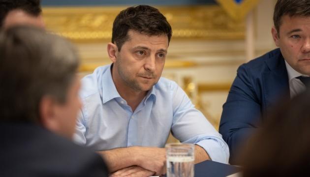 НФ считает, что Зеленский должен объяснить возвращение представителей власти Януковича