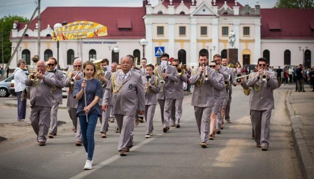 Духовий оркестр із Чернігова переміг на фестивалі у Білорусі