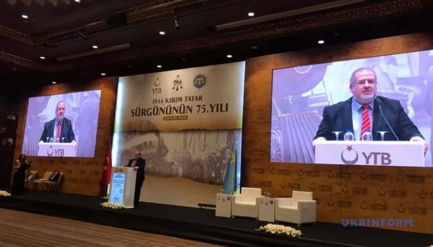 Чубаров: Росія послідовно реалізовує концепцію