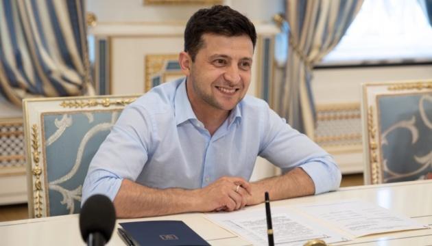 Зеленський зустрівся з представниками Світового конґресу українців