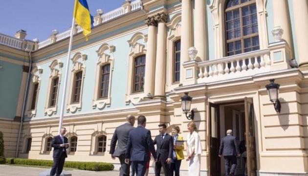 Світовий конґрес українців привітав Президента України Володимира Зеленського
