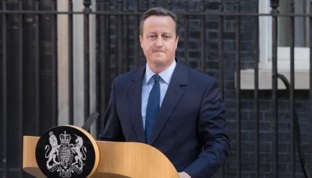 Девід Кемерон і пекло під назвою «Brexit»: Наслідки безвідповідальних рішень
