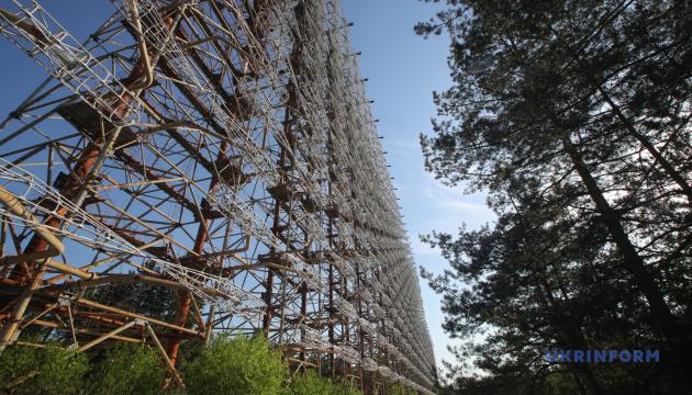 Укрзализныця построила колею в зону отчуждения ЧАЭС