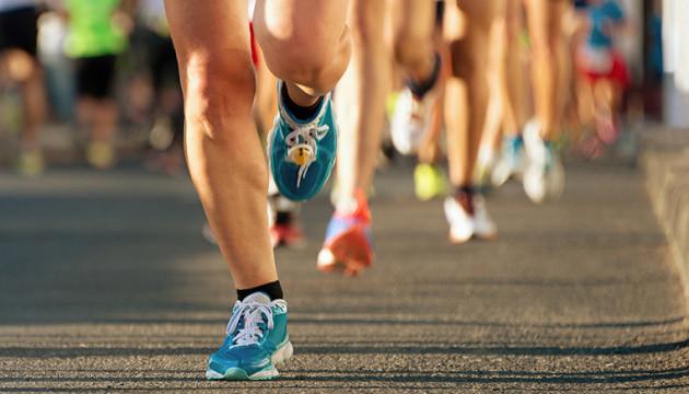 У Вінниці понад тисяча містян пробіжать напівмарафон
