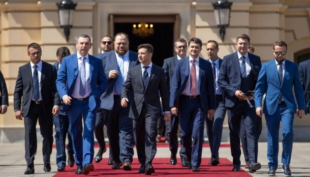 Хто представлятиме інтереси Зеленського в уряді і парламенті
