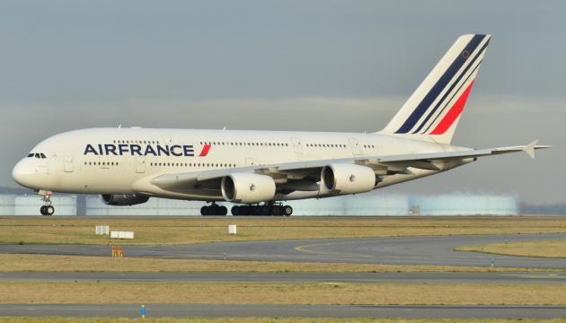 Air France передумала отменять полеты в Украину