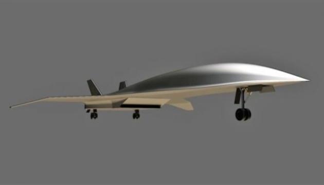 У США планують розробити літак, швидкість якого у 5 разів перевищуватиме швидкість звуку