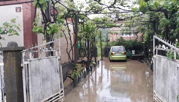 Непогода в западной Украине унесла жизни двух людей