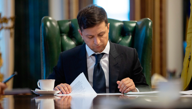 Zelensky signs law replacing military ranks in line with NATO standards