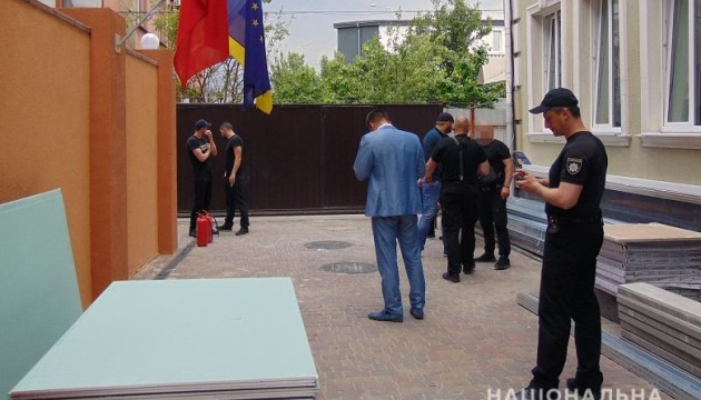 Рейдери намагалися захопити готель у Києві