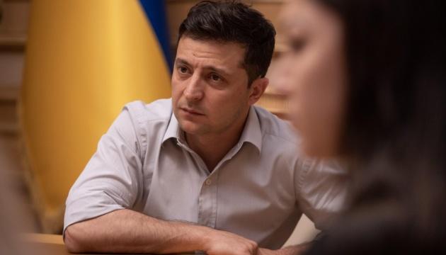 Зеленський про референдум: Він має бути не законодавчим, а інформаційним