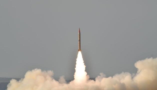 Пакистан запустив балістичну ракету