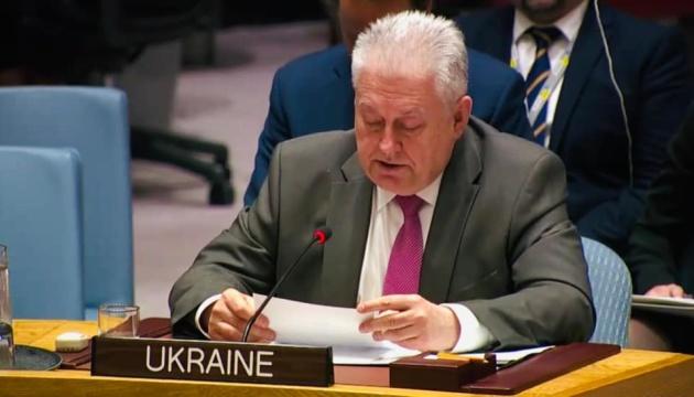 Єльченко в ООН: Обстріли Донецької фільтрувальної можуть викликати катастрофу, як на ЧАЕС