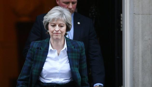 Мэй доверяет британскому послу, который критиковал Трампа