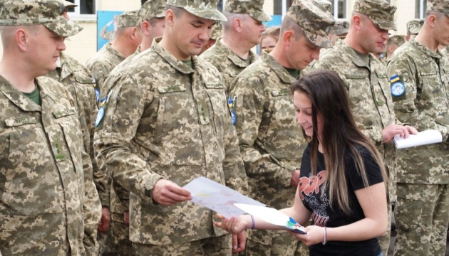 Ukrainian peacekeeping mission leaves for Congo for 10th time — Defense Ministry