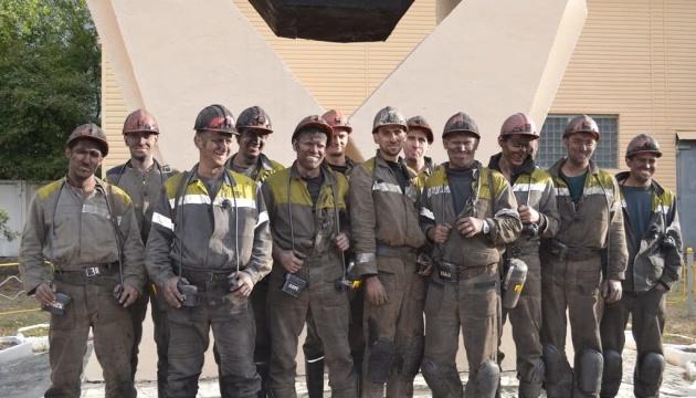 Нову лаву запустили в Тернівському шахтоуправлінні ДТЕК
