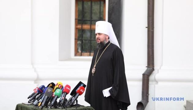 Філарет єдиний не підписався під рішенням Синоду ПЦУ - Епіфаній