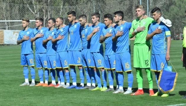 Стал известен состав сборной U-21 по футболу на турнир памяти Лобановского