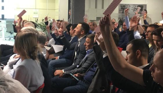 """Umbenennung: Poroschenko-Partei heißt jetzt """"Europäische Solidarität"""""""