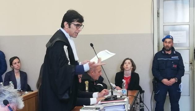 Итальянский прокурор требует 17 лет для нацгвардейца Маркива