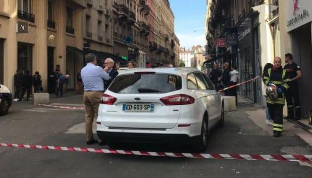 В Лионе прогремел взрыв, пострадали восемь человек