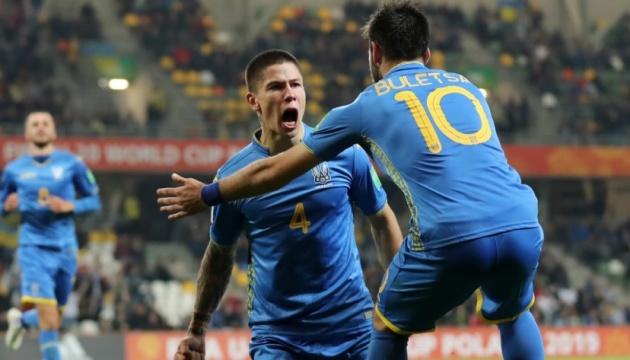 Збірна України обіграла команду США на старті юнацького чемпіонату світу з футболу