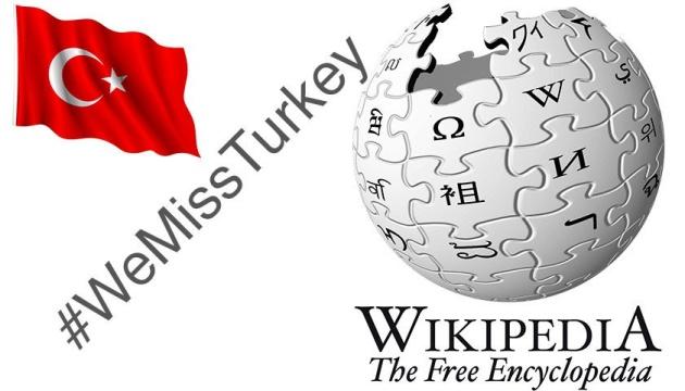 Вікіпедія буде судитися з Туреччиною