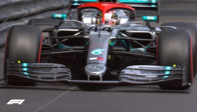 Формула-1: Хэмилтон выиграл квалификацию Гран-при Монако