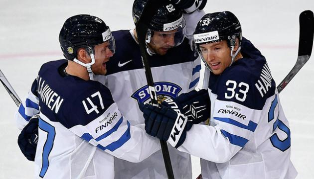 Фінляндія обіграла Росію і стала першим фіналістом чемпіонату світу-2019 з хокею