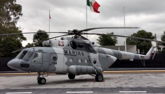В Мексике разбился вертолет Ми-17: пятеро погибших