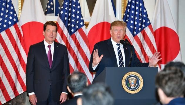 Трамп готовий запропонувати Японії угоду