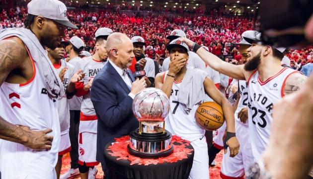 «Торонто Репторс» вперше в історії вийшли у фінал НБА