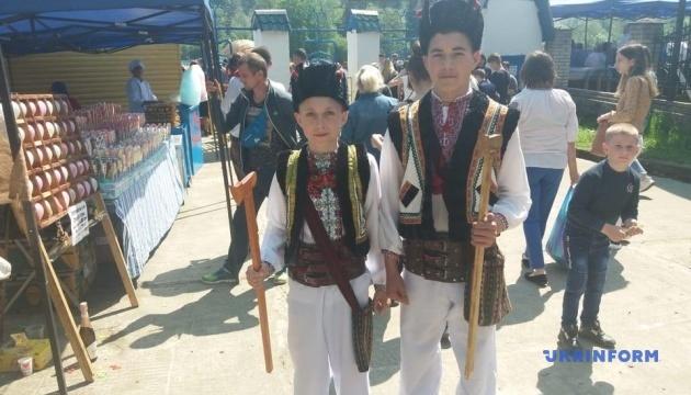В горах Буковины провели праздник выхода на полонины
