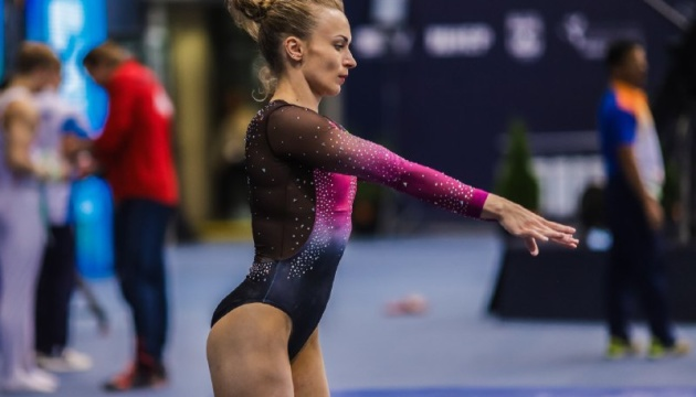 Спортивная гимнастика: Радивилова завоевала три медали на Кубке мира